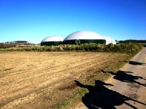 Biogas-Anlage in Heuchelheim? Noch sind sehr viele Bürger kritisch (Foto: Paulwip  / pixelio.de)