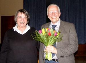 Hanni Bepler-Klein und Tom Koenigs