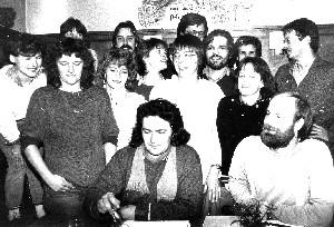Heuchelheimer Kommunalwahl 1985 (Archivbild)